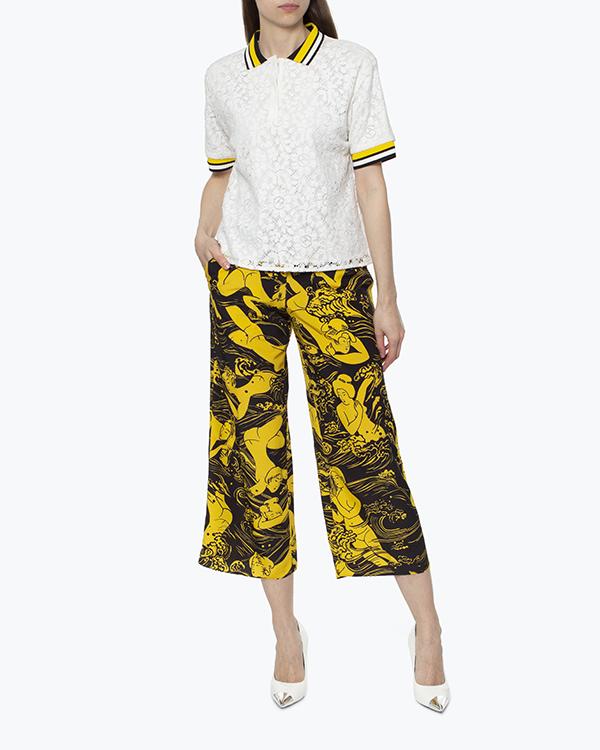 женская брюки Carven, сезон: лето 2015. Купить за 14300 руб. | Фото 2