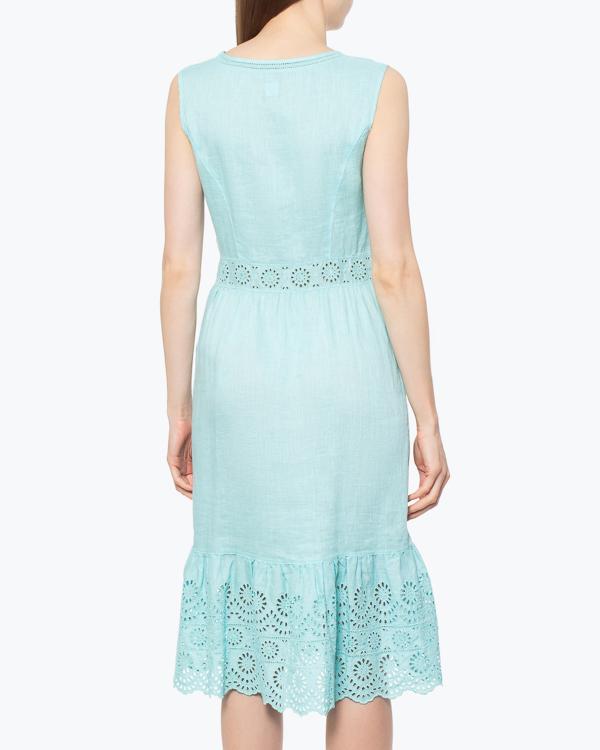 женская платье 120% lino, сезон: лето 2015. Купить за 10300 руб. | Фото 4