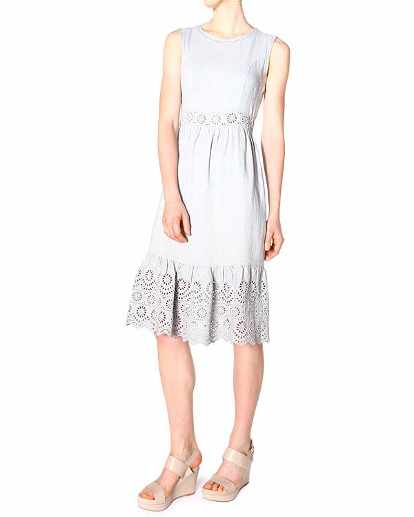 женская платье 120% lino, сезон: лето 2015. Купить за 10300 руб. | Фото 2