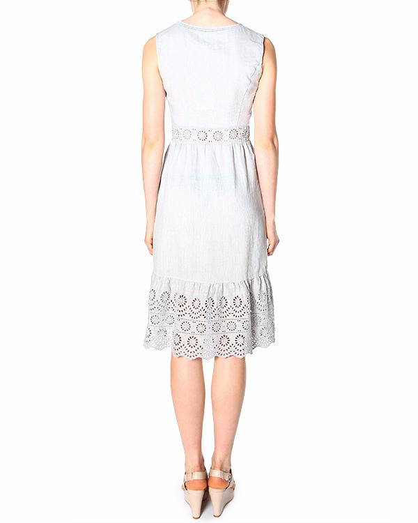 женская платье 120% lino, сезон: лето 2015. Купить за 10300 руб. | Фото 3