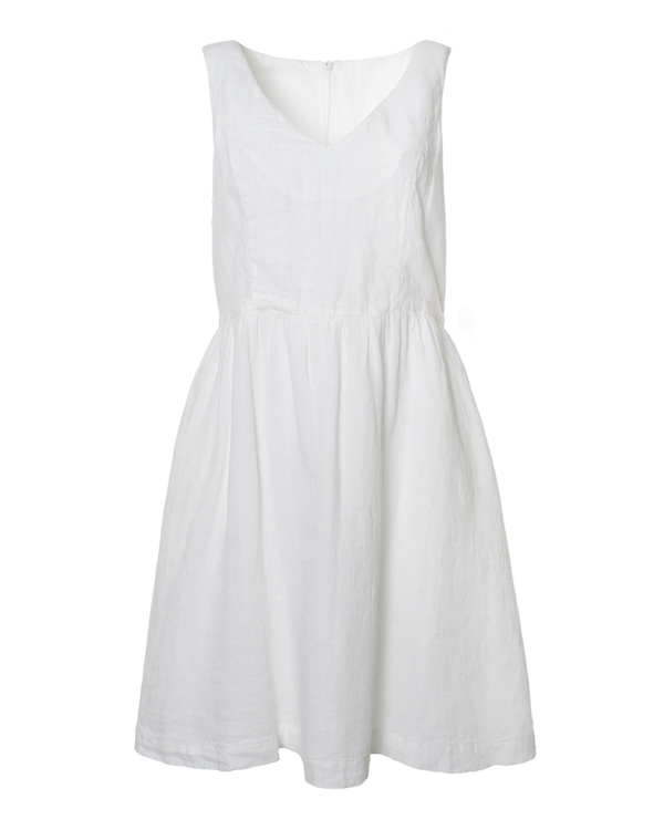 платье  артикул 43760115 марки 120% lino купить за 7200 руб.