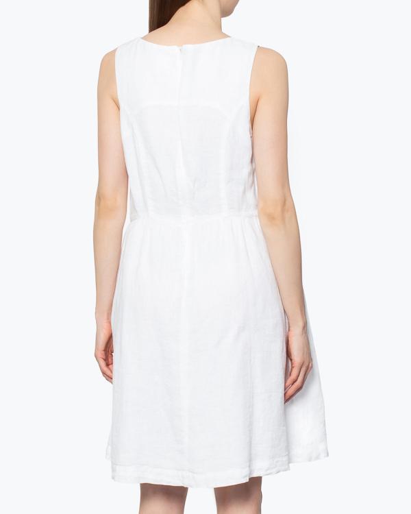 женская платье 120% lino, сезон: лето 2015. Купить за 7200 руб. | Фото 4