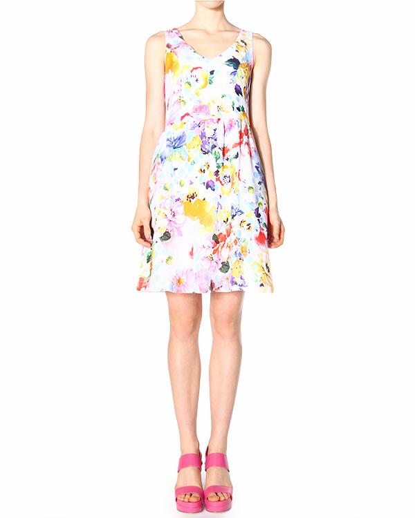 платье  артикул 4376E957 марки 120% lino купить за 10300 руб.