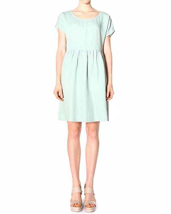 женская платье 120% lino, сезон: лето 2015. Купить за 6000 руб. | Фото 1