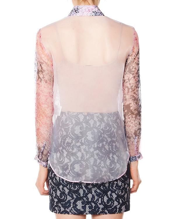 женская рубашка Carven, сезон: лето 2015. Купить за 17500 руб. | Фото 2