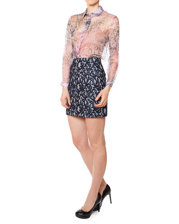 женская рубашка Carven, сезон: лето 2015. Купить за 17500 руб. | Фото 3