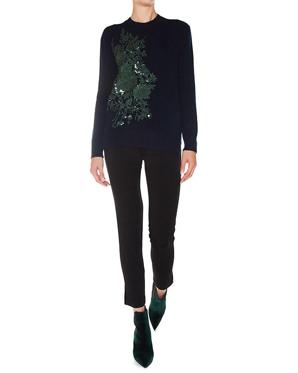 женская брюки D.EXTERIOR, сезон: зима 2017/18. Купить за 14200 руб. | Фото $i