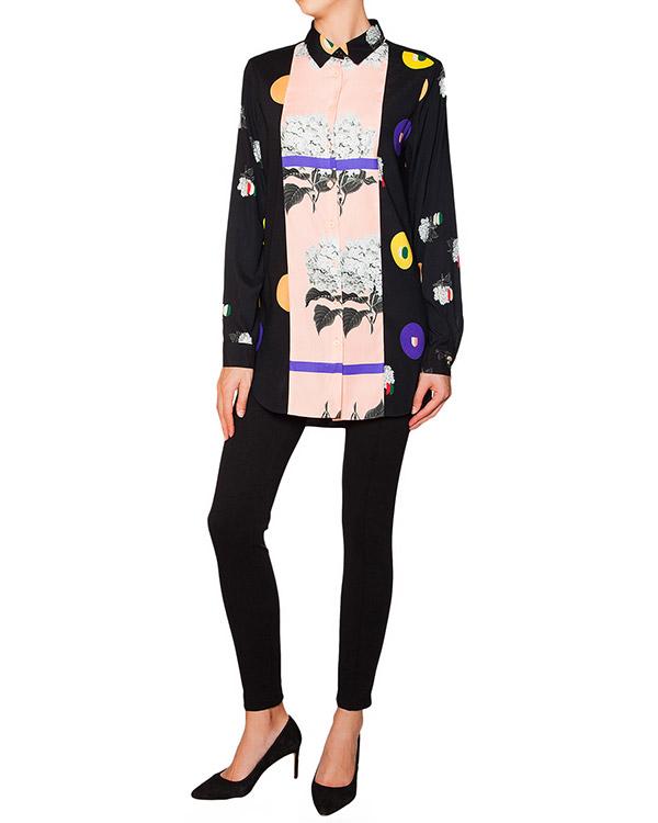 женская блуза Poustovit, сезон: зима 2015/16. Купить за 16200 руб. | Фото 3