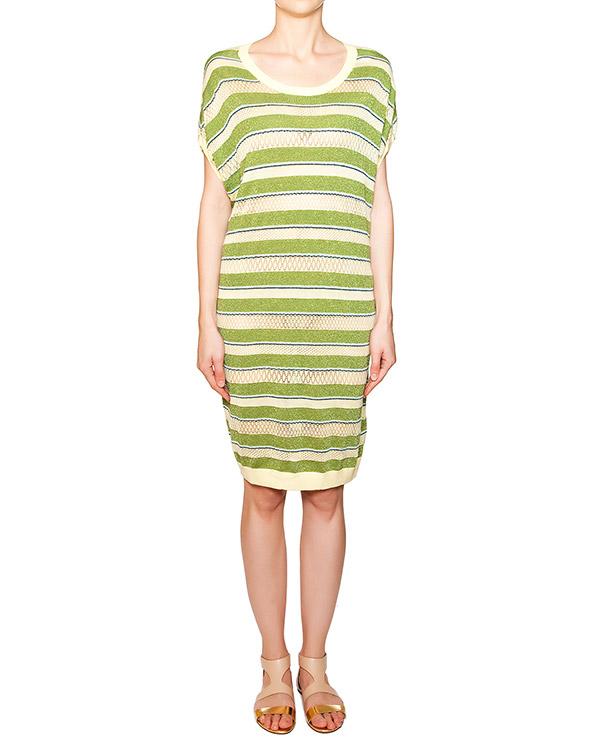 женская платье Galliano, сезон: лето 2012. Купить за 5900 руб. | Фото 1