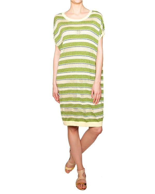 женская платье Galliano, сезон: лето 2012. Купить за 5900 руб. | Фото 2