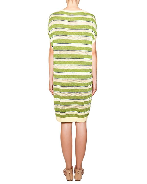 женская платье Galliano, сезон: лето 2012. Купить за 5900 руб.   Фото 3