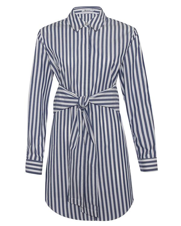 платье рубашка из хлопка артикул 4W276010R3 марки T by Alexander Wang купить за 24800 руб.