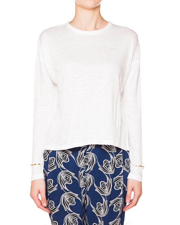 женская футболка Derek Lam, сезон: лето 2015. Купить за 7000 руб. | Фото $i
