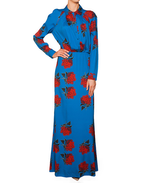 женская платье Poustovit, сезон: зима 2015/16. Купить за 33300 руб. | Фото 2