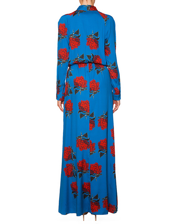 женская платье Poustovit, сезон: зима 2015/16. Купить за 33300 руб. | Фото 3
