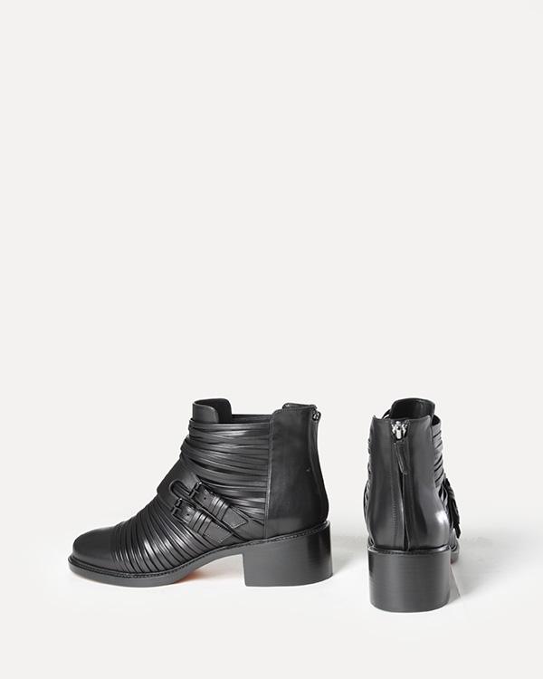 женская ботинки Givenchy, сезон: зима 2012/13. Купить за 21000 руб.   Фото 3