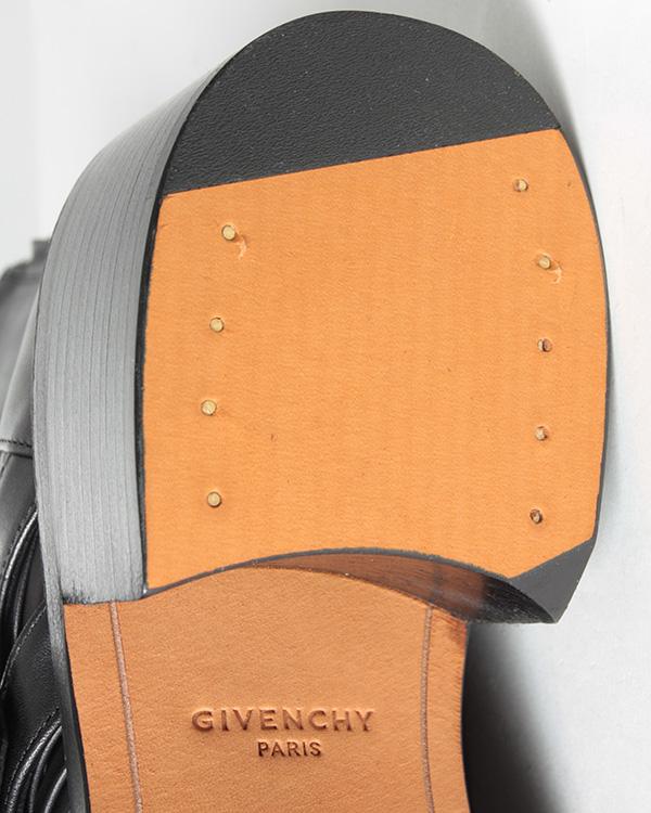 женская ботинки Givenchy, сезон: зима 2012/13. Купить за 21000 руб.   Фото 5