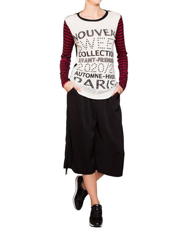 женская футболка Sweet Matilda, сезон: зима 2015/16. Купить за 4900 руб. | Фото 3