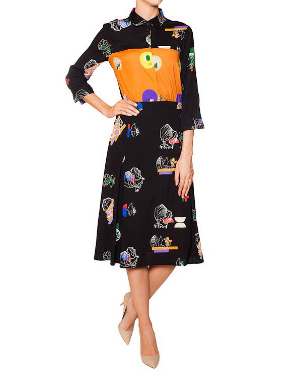 женская платье Poustovit, сезон: зима 2015/16. Купить за 30600 руб. | Фото 2