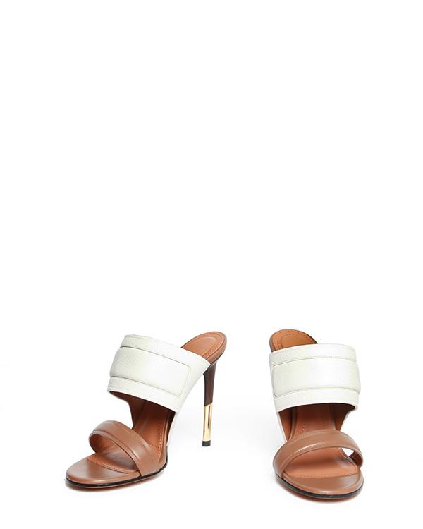 женская босоножки Givenchy, сезон: лето 2013. Купить за 17100 руб. | Фото 2