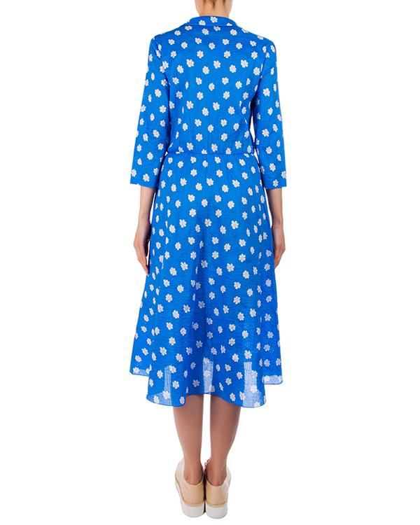 женская платье Poustovit, сезон: лето 2016. Купить за 16500 руб. | Фото $i
