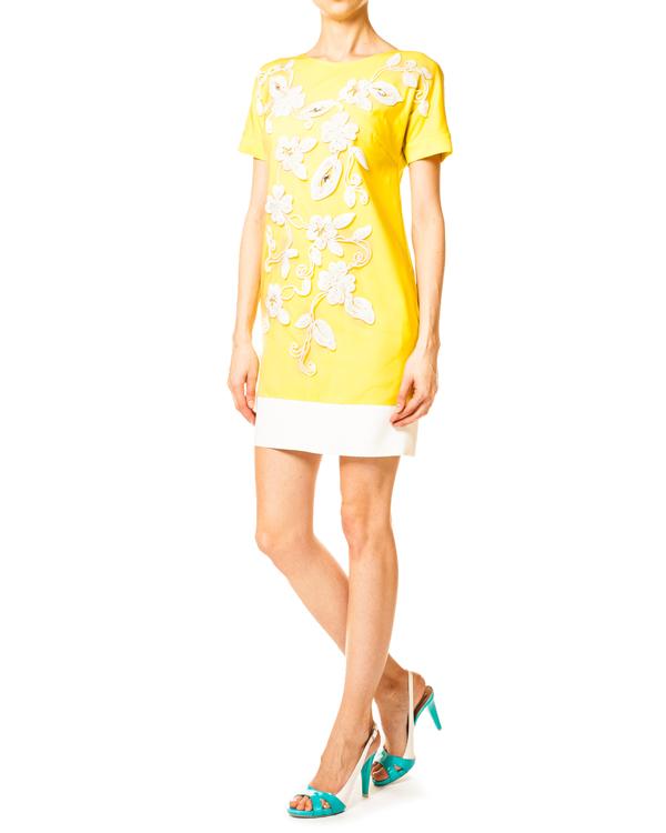 женская платье Petite couture, сезон: лето 2014. Купить за 15500 руб. | Фото 2