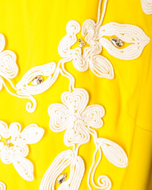 женская платье Petite couture, сезон: лето 2014. Купить за 15500 руб. | Фото 4