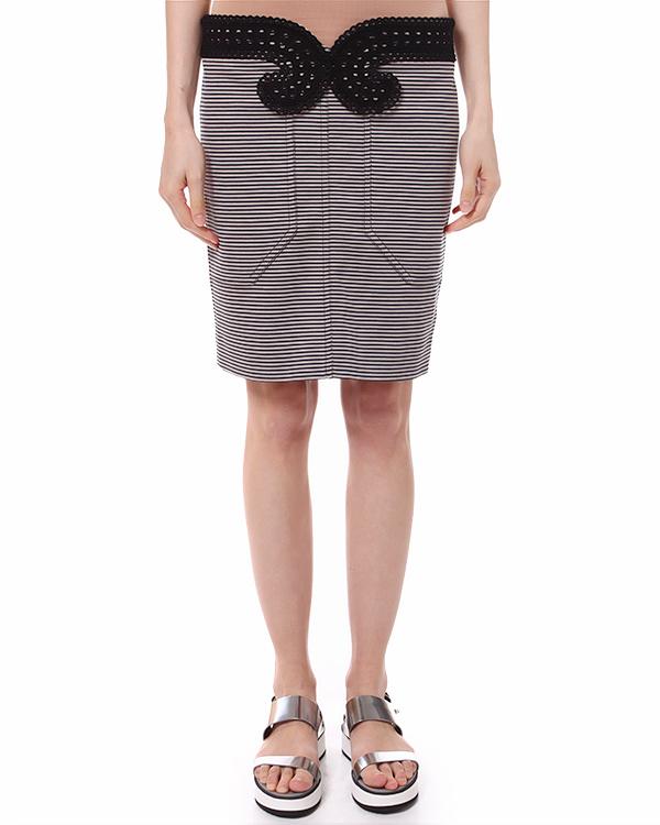 женская юбка Carven, сезон: лето 2014. Купить за 10200 руб. | Фото 1