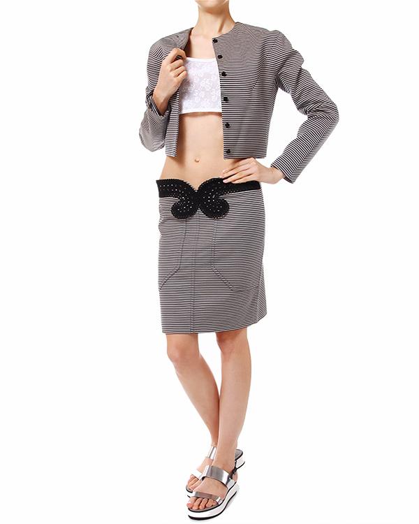 женская юбка Carven, сезон: лето 2014. Купить за 10200 руб. | Фото 3