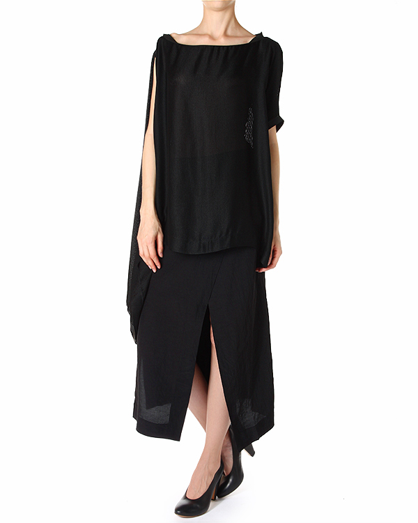 женская юбка MASNADA, сезон: лето 2014. Купить за 15400 руб. | Фото 3