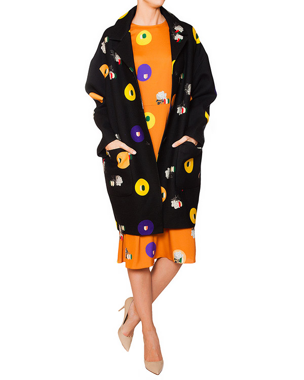 женская платье Poustovit, сезон: зима 2015/16. Купить за 27000 руб. | Фото 3