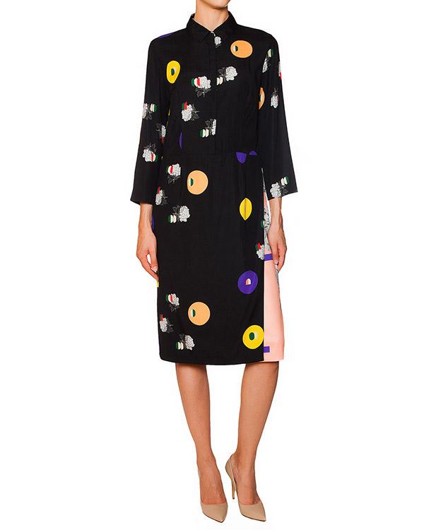 женская платье Poustovit, сезон: зима 2015/16. Купить за 28800 руб. | Фото 2