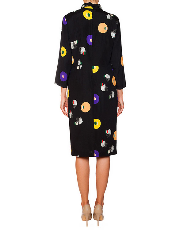 женская платье Poustovit, сезон: зима 2015/16. Купить за 28800 руб. | Фото 3