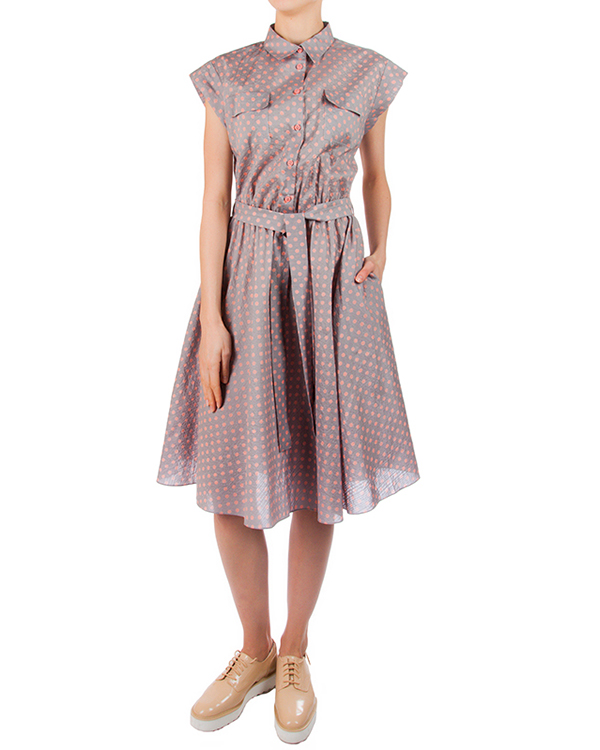 женская платье Poustovit, сезон: лето 2016. Купить за 11600 руб. | Фото $i