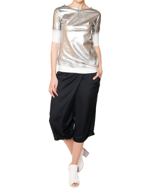 женская футболка MASNADA, сезон: лето 2015. Купить за 10300 руб. | Фото $i