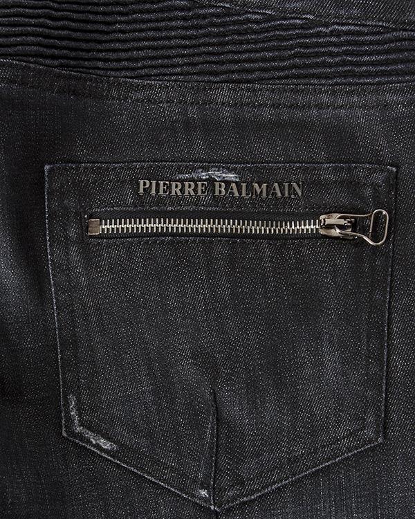 женская джинсы Pierre Balmain, сезон: зима 2012/13. Купить за 10800 руб. | Фото 4