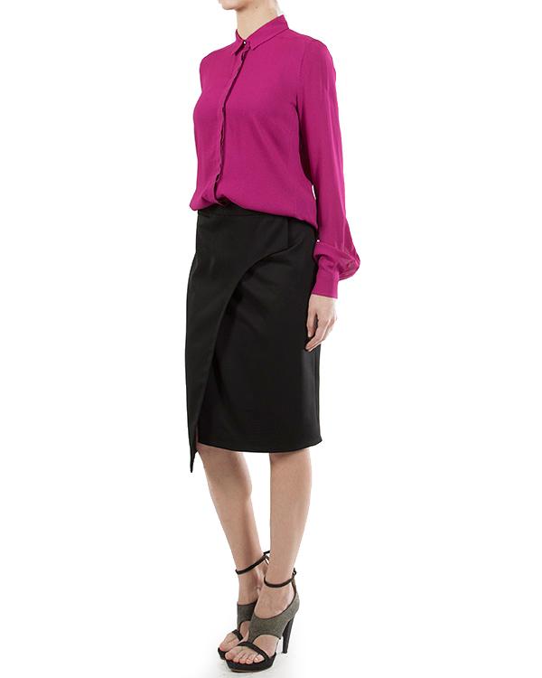 женская блуза CoSTUME NATIONAL, сезон: зима 2012/13. Купить за 14800 руб. | Фото 3