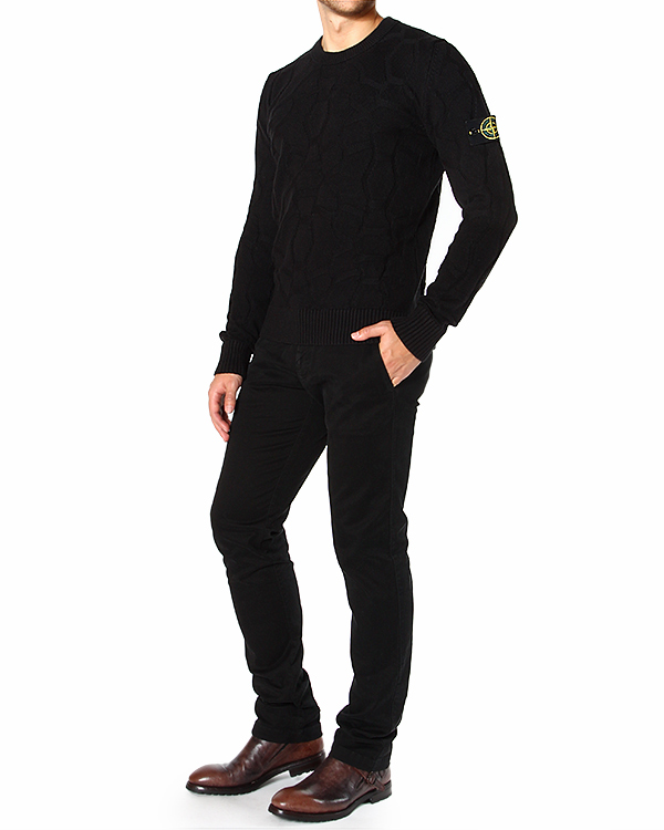 мужская брюки Stone Island, сезон: зима 2014/15. Купить за 9300 руб. | Фото 3