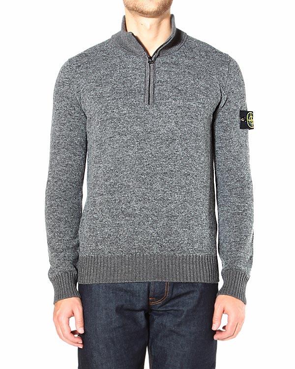 мужская пуловер Stone Island, сезон: зима 2014/15. Купить за 8700 руб. | Фото 1