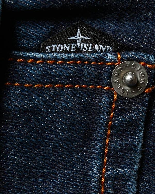 мужская джинсы Stone Island, сезон: зима 2014/15. Купить за 6700 руб. | Фото 4
