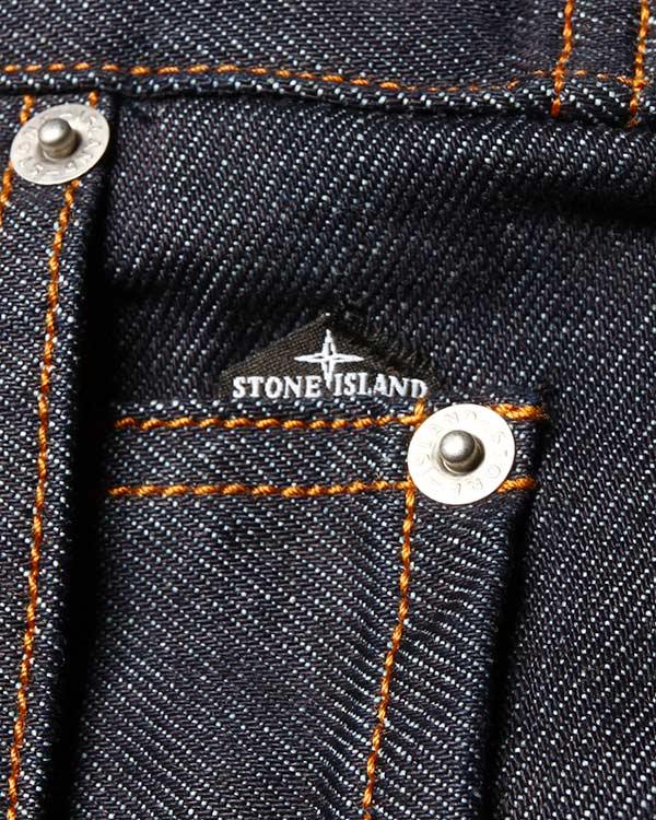 мужская джинсы Stone Island, сезон: зима 2014/15. Купить за 6300 руб. | Фото 4