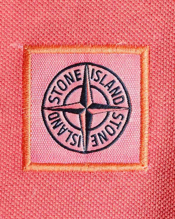 мужская поло Stone Island, сезон: лето 2015. Купить за 3500 руб. | Фото 4
