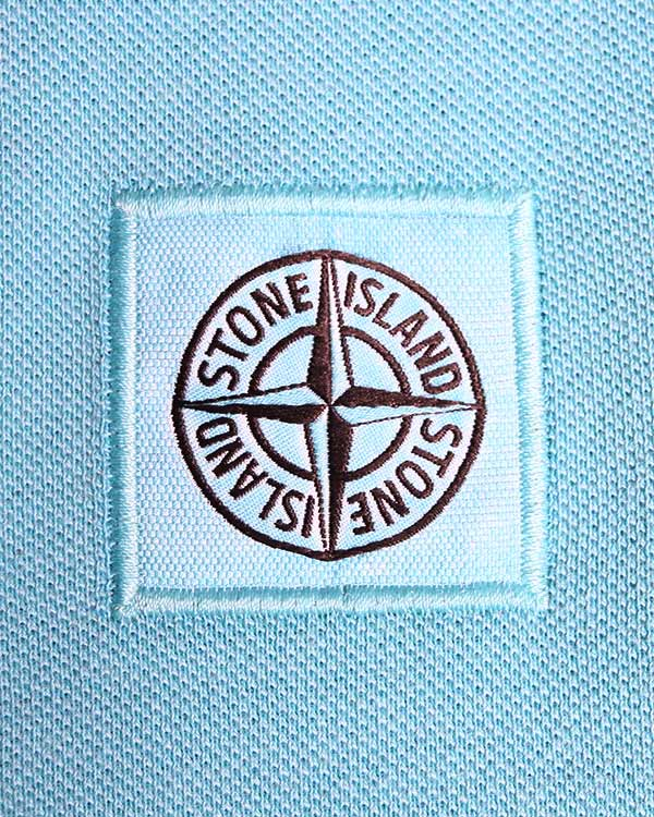 мужская поло Stone Island, сезон: лето 2015. Купить за 4400 руб.   Фото $i