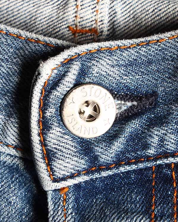 мужская джинсы Stone Island, сезон: лето 2015. Купить за 8500 руб. | Фото $i