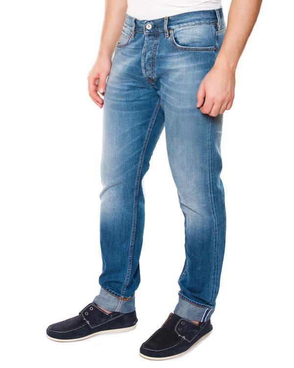 мужская джинсы Stone Island, сезон: лето 2015. Купить за 12100 руб. | Фото 1