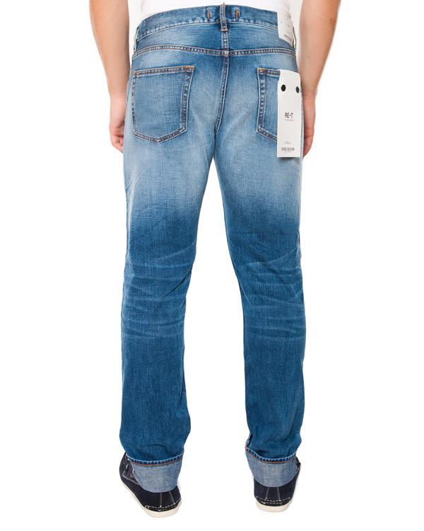 мужская джинсы Stone Island, сезон: лето 2015. Купить за 12100 руб. | Фото 2