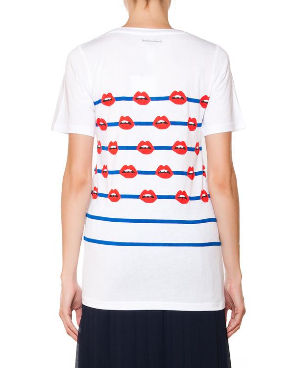 женская футболка Edward Achour, сезон: лето 2015. Купить за 3700 руб. | Фото 2