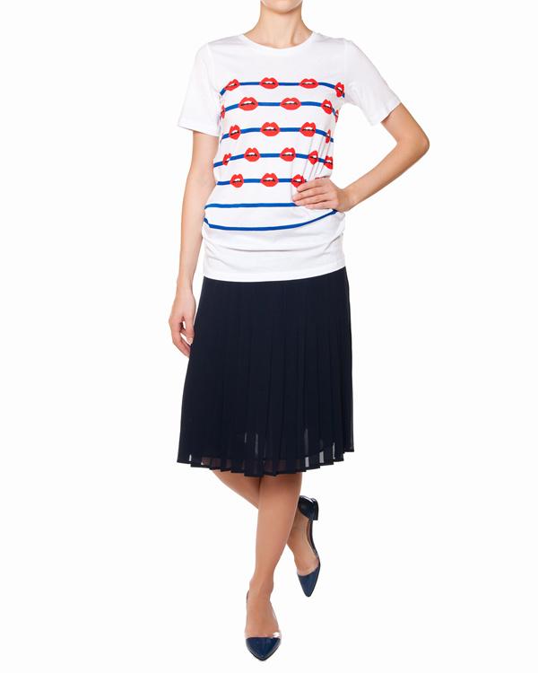 женская футболка Edward Achour, сезон: лето 2015. Купить за 3700 руб. | Фото 3