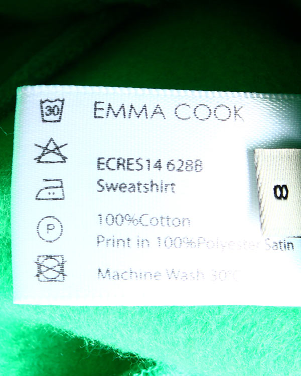 женская толстовка Emma Cook, сезон: лето 2014. Купить за 7900 руб. | Фото 5