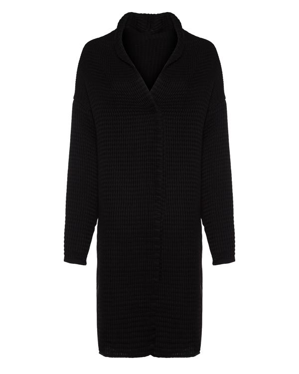 пальто из фактуроной шерсти и хлопка артикул 6311 марки MASNADA купить за 63100 руб.